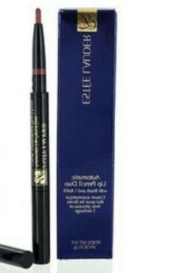Estee Lauder SPICE Automatic Lip Pencil Duo 01 SPICE NEW IN
