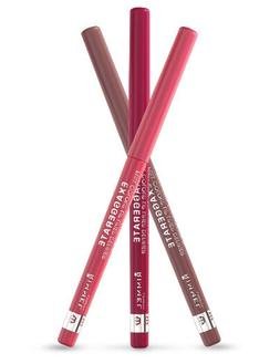Rimmel London Exaggerate Full Colour Lip Liner, You Choose