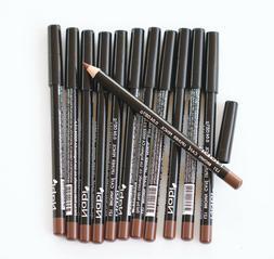 12 pcs NABI L21 BROWN CAFE Lip Liner Lipliner Pencil