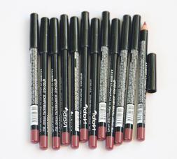 12 pcs NABI L28 EARTH Lip Liner Pencil