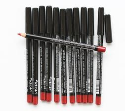 12 pcs NABI L49 SHINING RED Lip Liner Lipliner Pencil