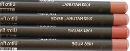 12 Pcs Italia Deluxe  Lip Liner - Assorted 1033 1052 1054 10