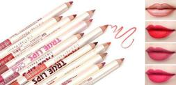 12pcs/Set 3In1 Use Lip Liners Set Long Lasting Makeup Pencil