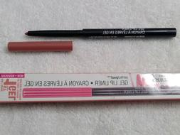 WET N WILD 1ST GEL LIP LINER CRAYON PERFECTPOUT #651B or #65