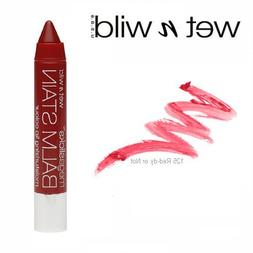 2 Pack Wet n Wild Beauty Megaslicks Lip Balm Stain 125 Red-d