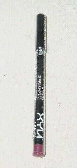 2 pencil lot NYX LIP LINER PENCIL SPL834 PRUNE sealed