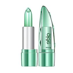 2018 New Organic Aloe Jelly Lipstick Change Color Temperatur