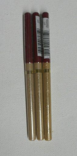 3 pc lot LOREAL COLOUR RICHE ANTI FEATHERING LIP LINER 772 L