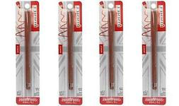 4 x RIMMEL LIP LINER LASTING FINISH STAY ON LIP CONTOURING P
