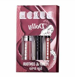 Buxom Dolly Plump and Contour Lip Trio - 3 Pc 0.03oz Plumpli