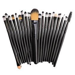 Makeup Brushes Fashion 20 Pcs Eyeshadow Lip Brushes Professi