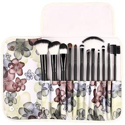 UNIMEIX Makeup Brushes 12 Pieces Synthetic Makeup Brush Set