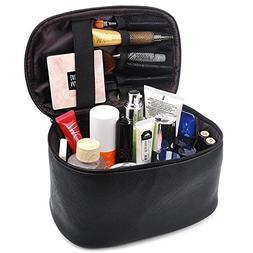 Makeup Bag,365park Travel Cosmetic Case Organizer Bag with B