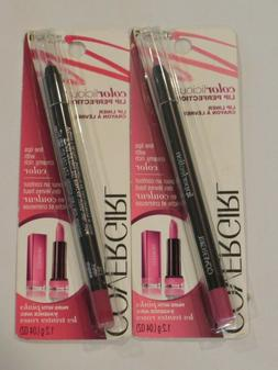 COVERGIRL COLORLICOUS LIP PERFECTION LIP LINER: YOU PICK