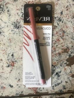 REVLON Colorstay Lip Liner No. 655 PINK ROSE  w/Sharpener NE