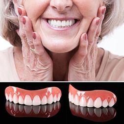 Hot Sale!DEESEETemporary Tooth Kit Comfort Fit Teeth Top Cos