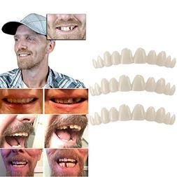 Hot Sale!DEESEETemporary Tooth Kit Natural Veneer Replace Mi