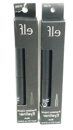 E.L.F. Precision Liquid  Black Eye liner # 81206 studio cosm