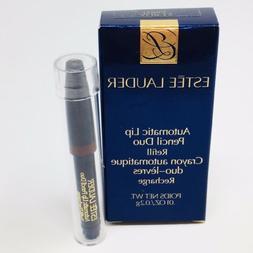 Estee Lauder TERRA AUTOMATIC Lip Pencil Duo REFILL Lip Liner