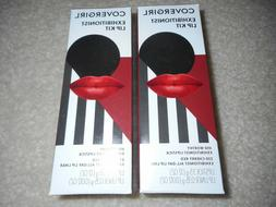 COVERGIRL Exhibitionist LIP KIT 450 Worthy Lipstick & 220 Ch