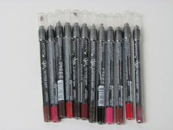 NABI Gel Lip liner,Eyeliner pen/Pencils Waterproof 12pk. of