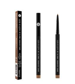 ABSOLUTE NEW YORK GLIDE & GLAM GEL LIP LINER MDG14 NUDE BROW