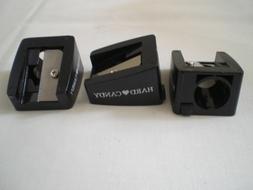 Hard Candy Jumbo Black Sharpener for Eye Lip Pencils Eyeline