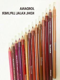"JORDANA KOHL KAJAL 7"" LIP LINERS -- Choose Your Color -- Cho"