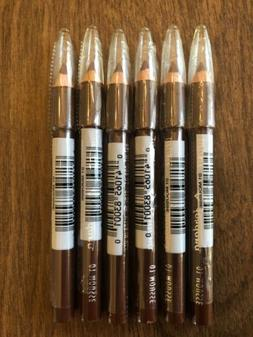Jordana Kohl Kajal Lip Eye Liner Mousse Brown Lot 6 New .028