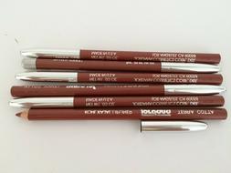 """Jordana Kohl Kajal Lip Liner Pencil 5"""" color TERRA COTTA -Ma"""
