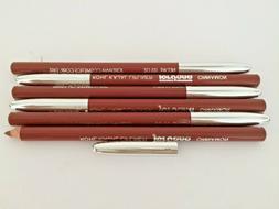 "Jordana Kohl Kajal Lip Liner Pencil 5"" color CINNAMON -Made"