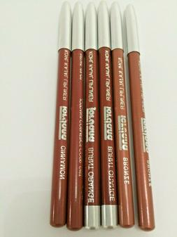 kohl kajal lip liner pencil 5 colorbronze