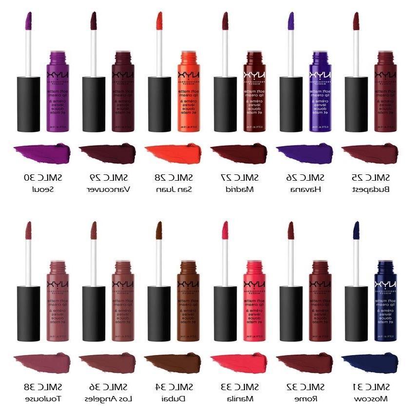 """1 Matte Lip SMLC """"Pick Color"""" cosmetics*"""
