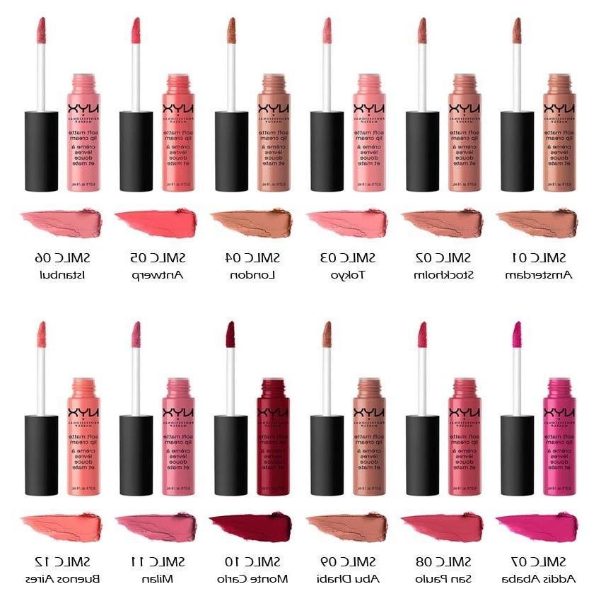 """1 NYX Lip Lipstick SMLC """"Pick Your 1 Color"""""""