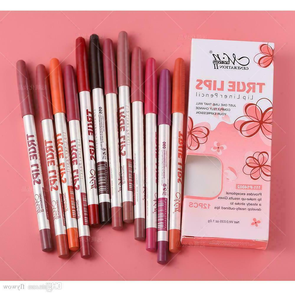 Lip Liner Waterproof Matte Nude Lip Makeup