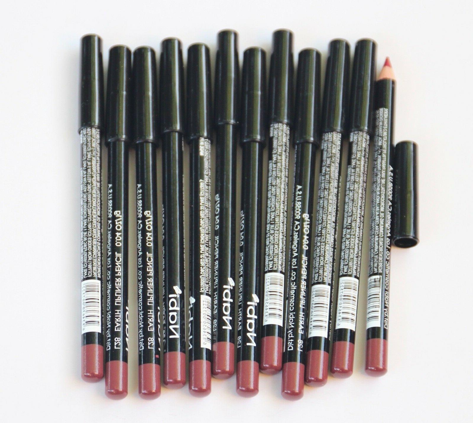 12 pcs l28 earth lip liner pencil