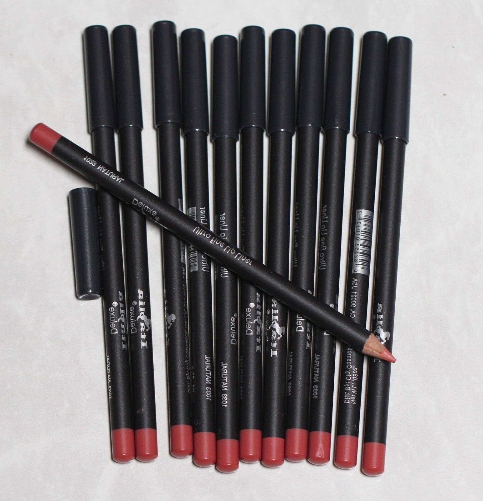 12 pcs ultra fine lip liner lipliner