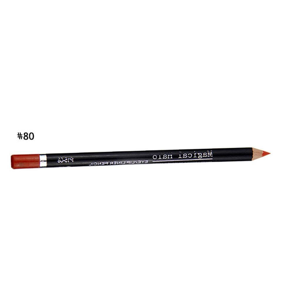 16 <font><b>Lip</b></font> Pencil Waterproof Long Lasting Stick Makeup Levre