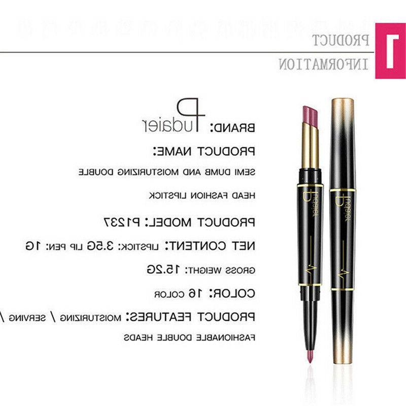 16 2 Lip Lip Pen Double-end