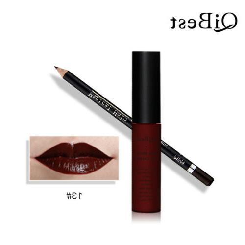 16 Colors Liquid Lip Gloss Lip Makeup YT6