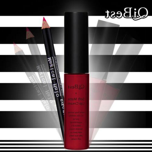 16 Liquid Lip Liner Pencil Makeup