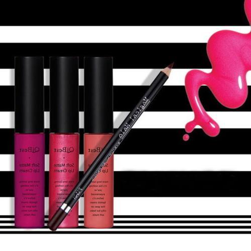 16Colors QiBest Lip Lipstick Lip Cosmetics