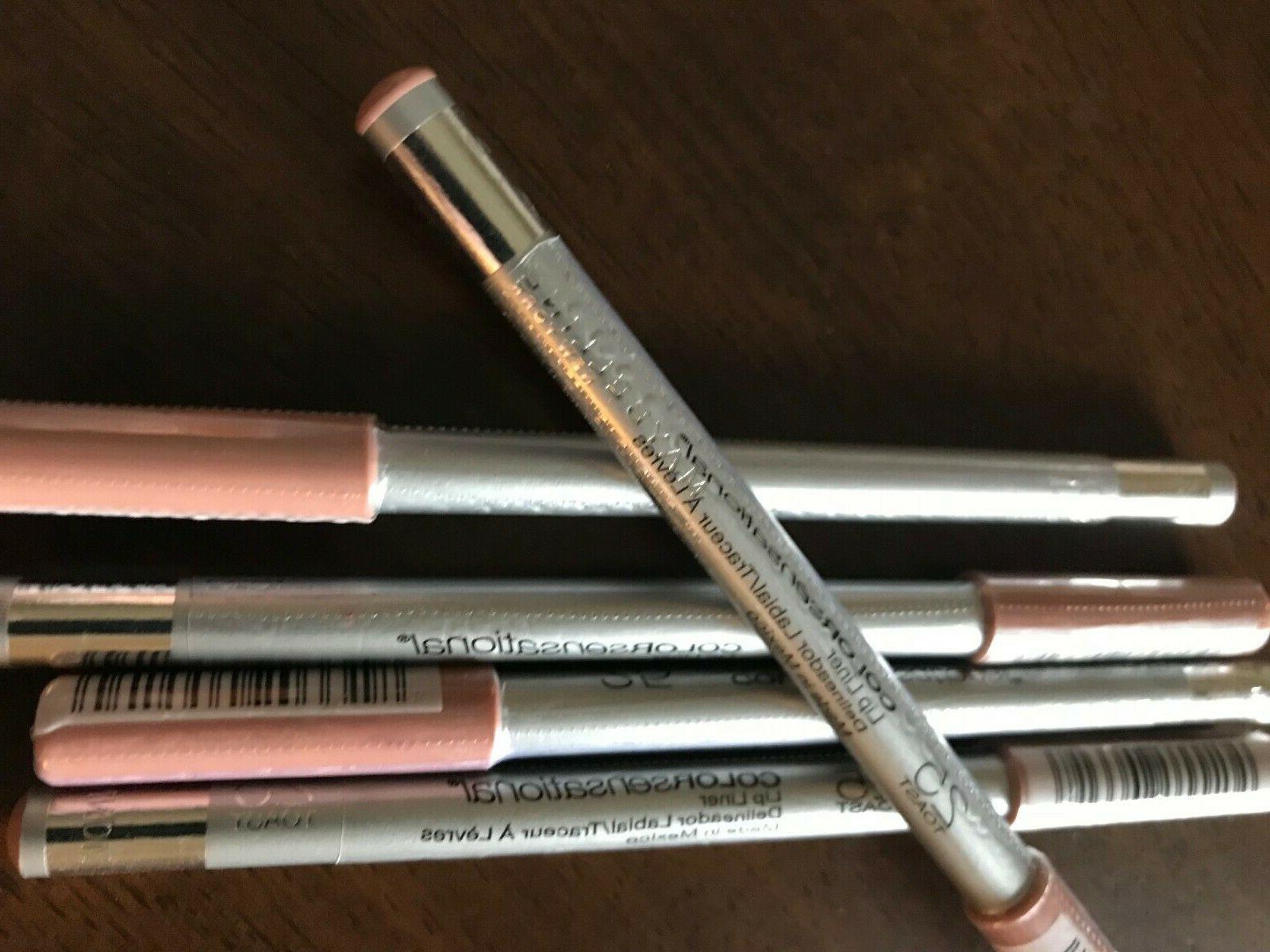 2 maybelline color sensational lip liner 25