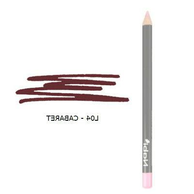 3 pack cosmetics lip pencil cabaret shipping