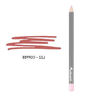 3 pack cosmetics lip pencil coffee global