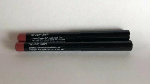 3pc mini lip set color pencil pink