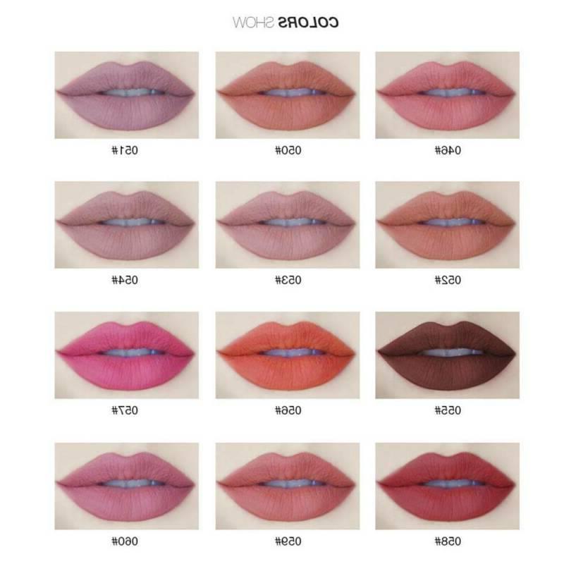 6Pcs/set Lipliner Pencil Lip Lasting Women