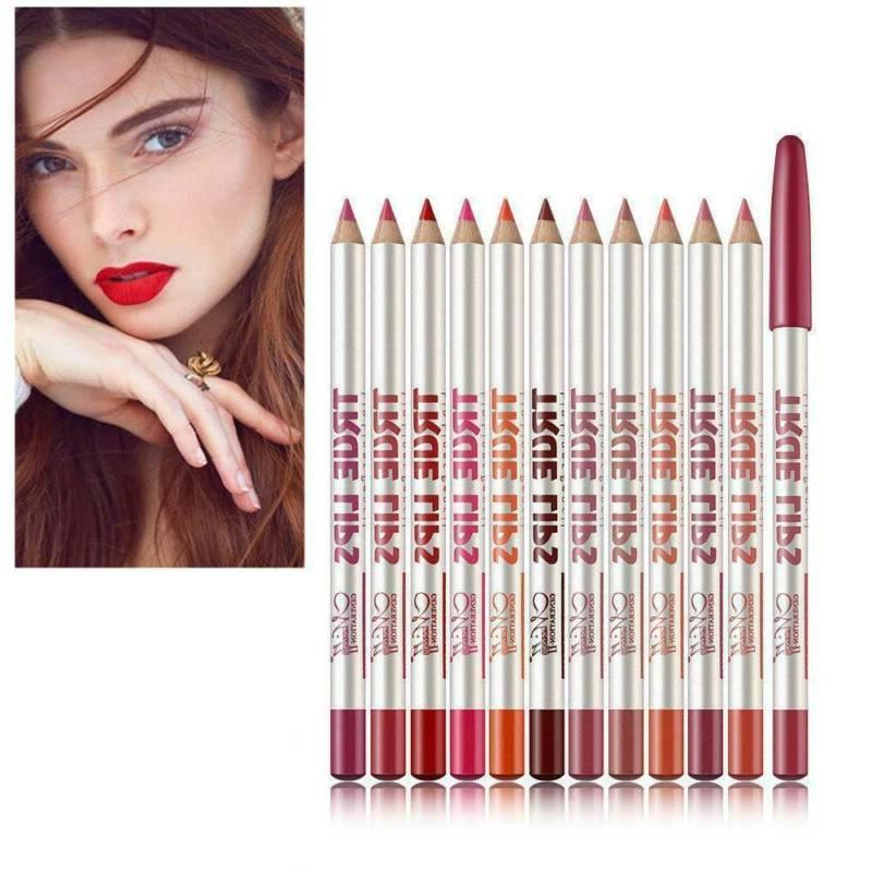 6Pcs/set Matte Lip Lasting Women Makeup