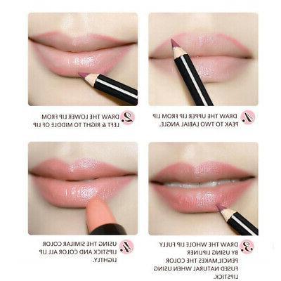 QiBest Rod 12 Pen Lasting Matte Lipsti M4Q4