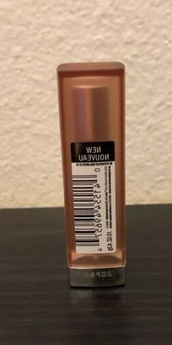 Maybelline New Sensational Nudes, Almond Rose, 0.15 Ounce